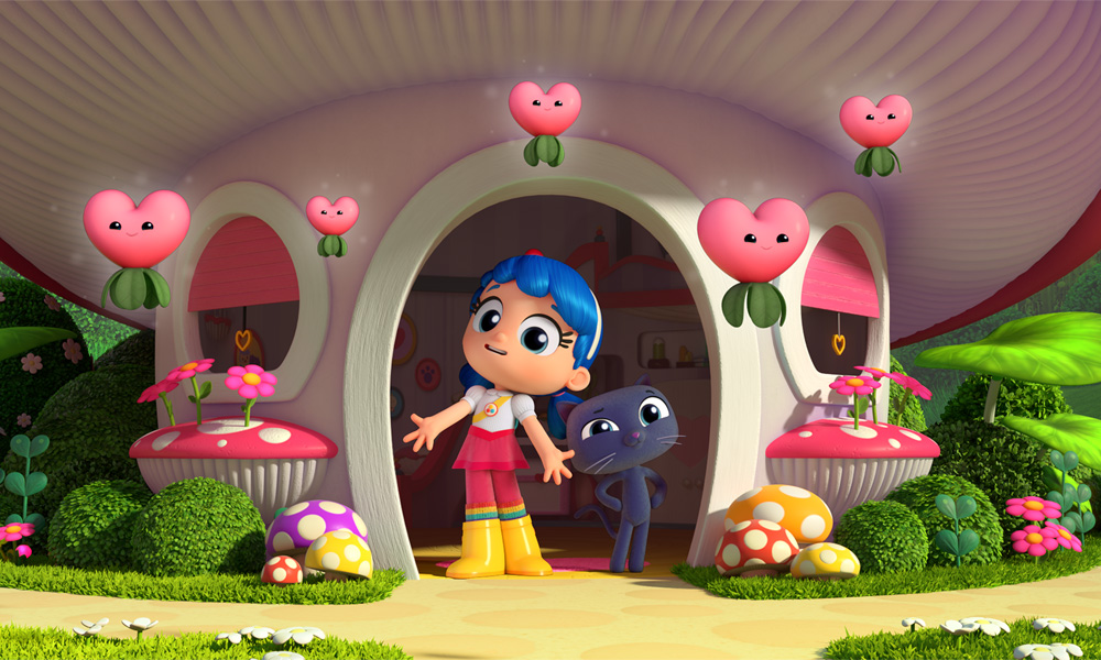 Watch True And The Rainbow Kingdom Valentines Special