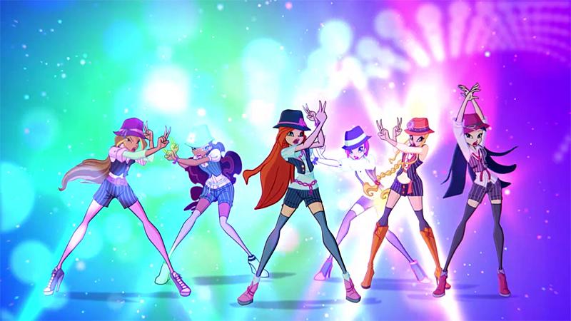 Rainbows Winx Club Unveils New Licensing Plans