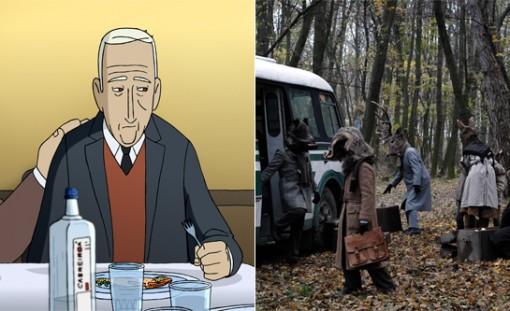 Arrugas (Wrinkles) / Posledny Autobis (The Last Bus)