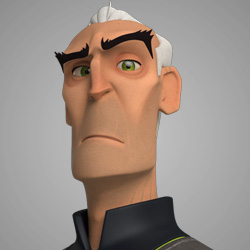 AM Rig Viktor Animation Characters