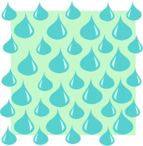 Amanda Watkins Macy Rain Pattern