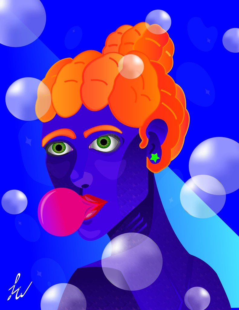 Logan Wilson Pop Illustration