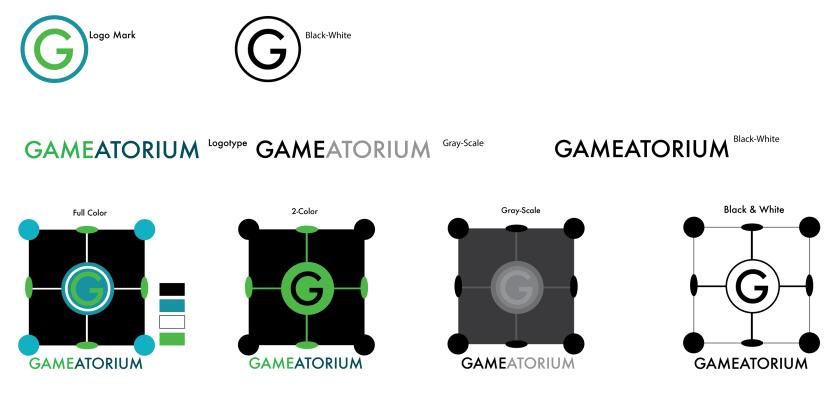 Charlie Corbett Gameatorium Logo