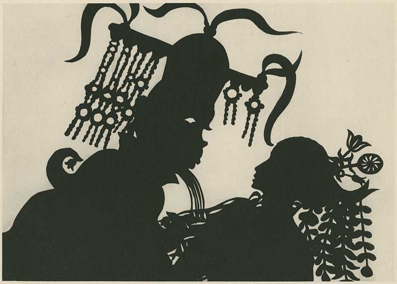 Image result for prince achmed lotte reiniger