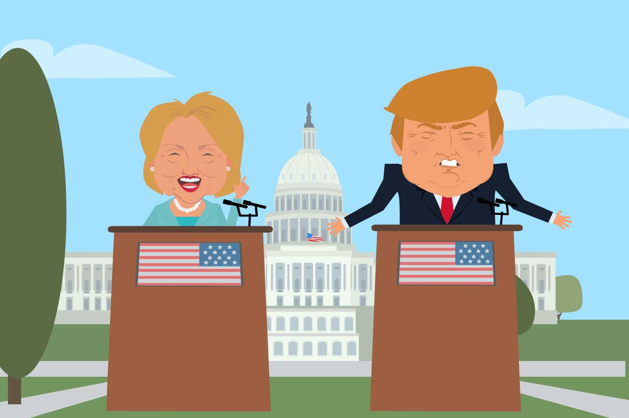 Make Your Own Political Cartoon