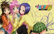 To Love-Ru Wallpaper 8