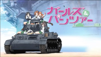 Girls und Panzer - Wallpaper