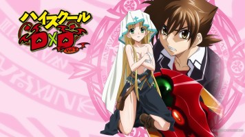 High School DxD - Wallpaper 9