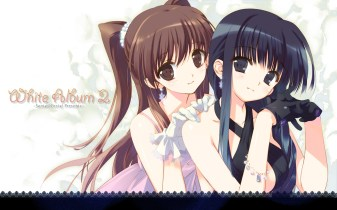 White Album 2 Wallaper
