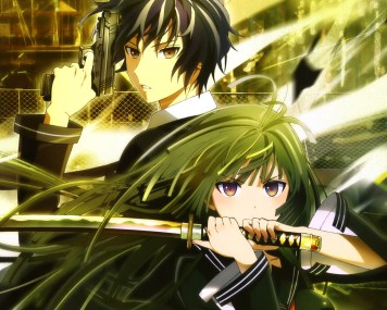 black bullet wallpaper