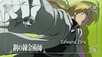 Fullmetal Alchemist – Brotherhood