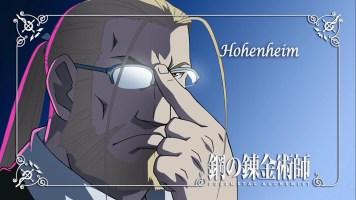 Fullmetal Alchemist – Brotherhood