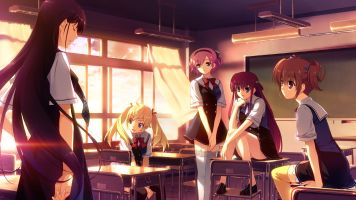 The Fruit of Grisaia Wallpaper