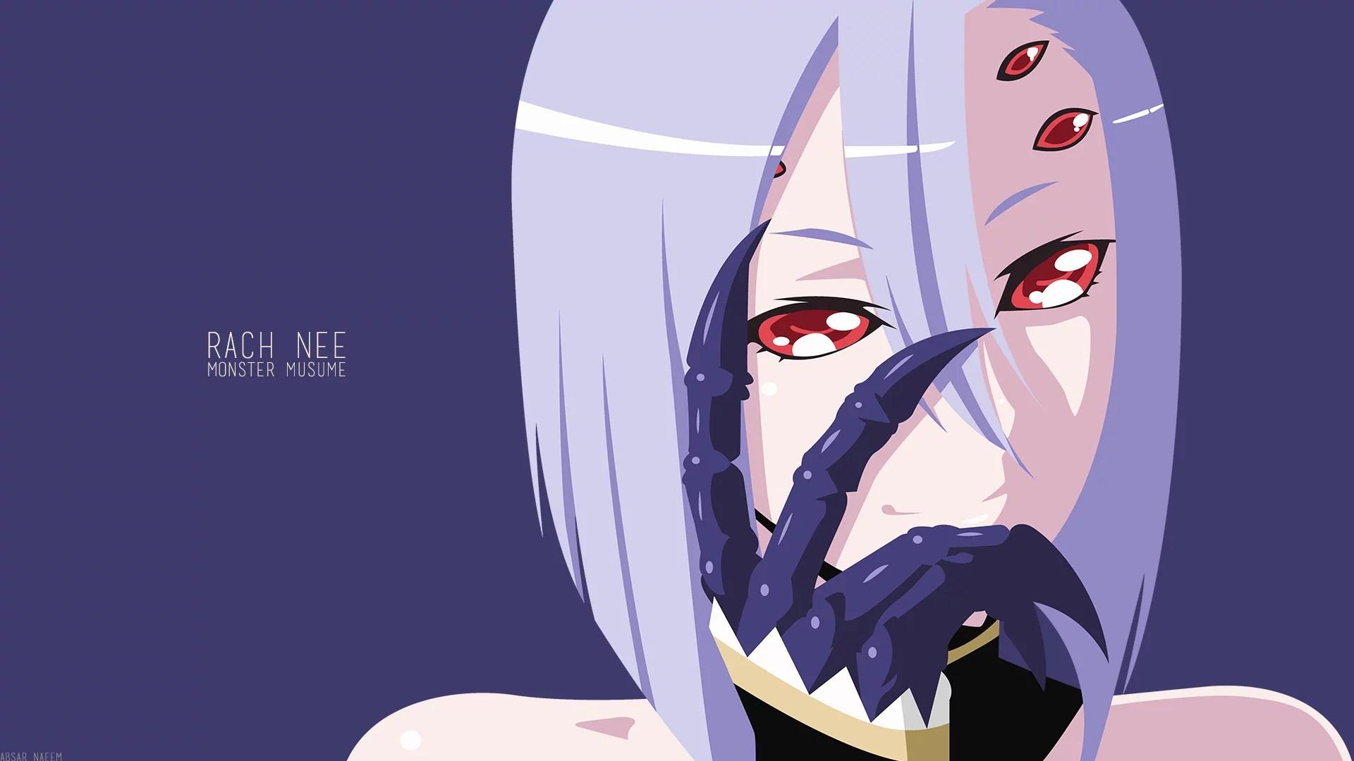 Monster Musume Wallpapers Anime Desu