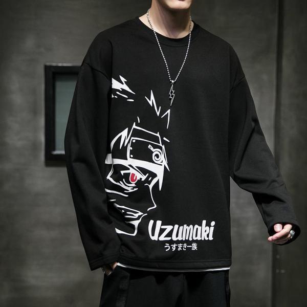 Long Sleeve Naruto Sweater