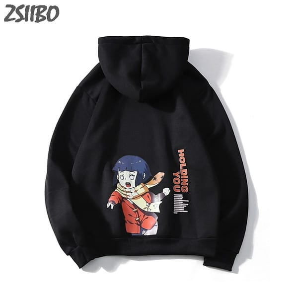 Naruto & Hinata Hoodies