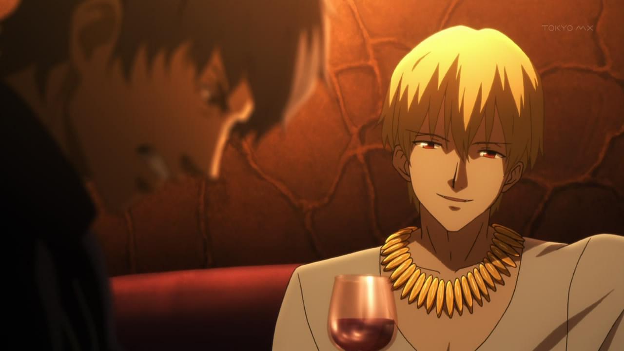 Evil Laughter 01 Gilgamesh