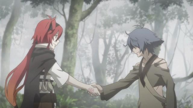 Anime like the rising of the shield hero - Rokka no Yuusha