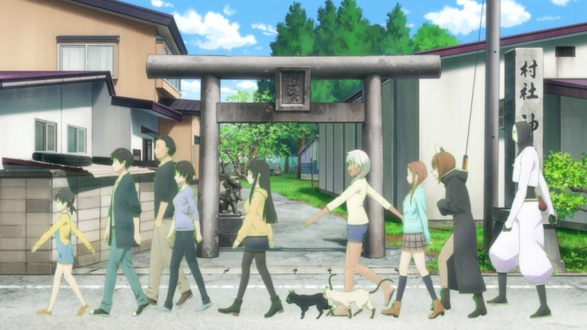 Flying Witch anime Review