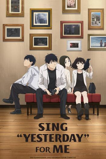 Image result for yesterday o utatte anime