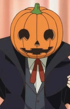 Pumpkin Damashigami Anime Planet