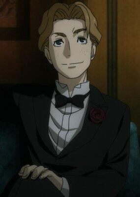 Fuyuhiko KUZURYUU | Anime-Planet