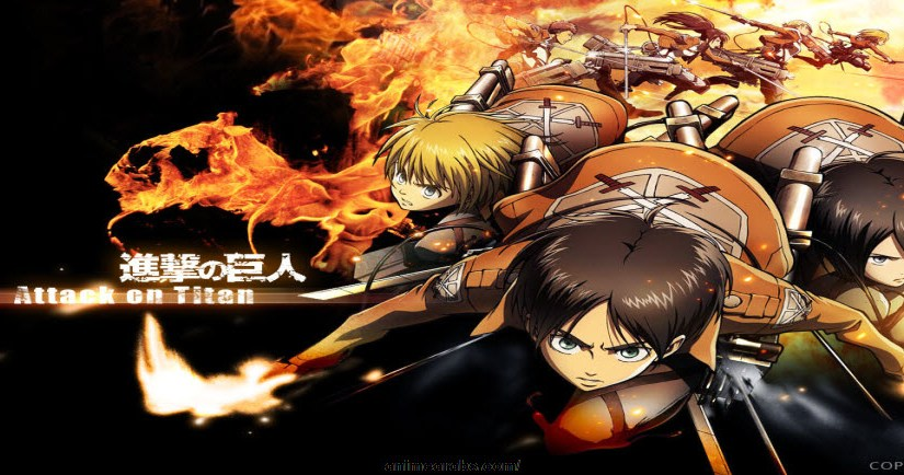 Shingeki no Kyojin الموسم الثاني قد يتاخر مجددا
