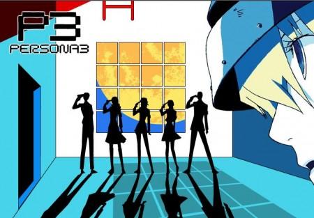 فيلم  للعبة Persona 3