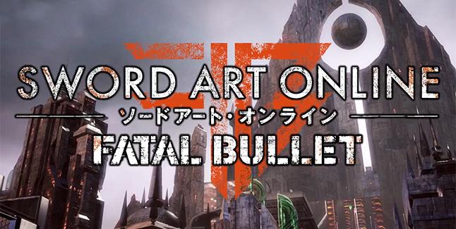لعبة Sword Art Online: Fatal Bullet تحتوي على 8 لاعبين Co-Op.