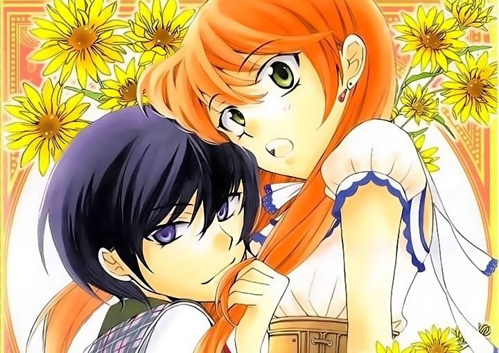 Soredemo sekai wa utsukushii koninklijke manga