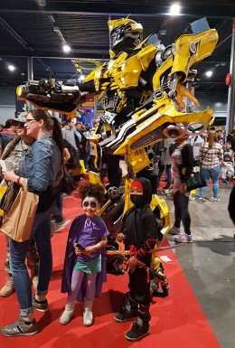 Dutch Comic Con 2017 gastblog Nadja