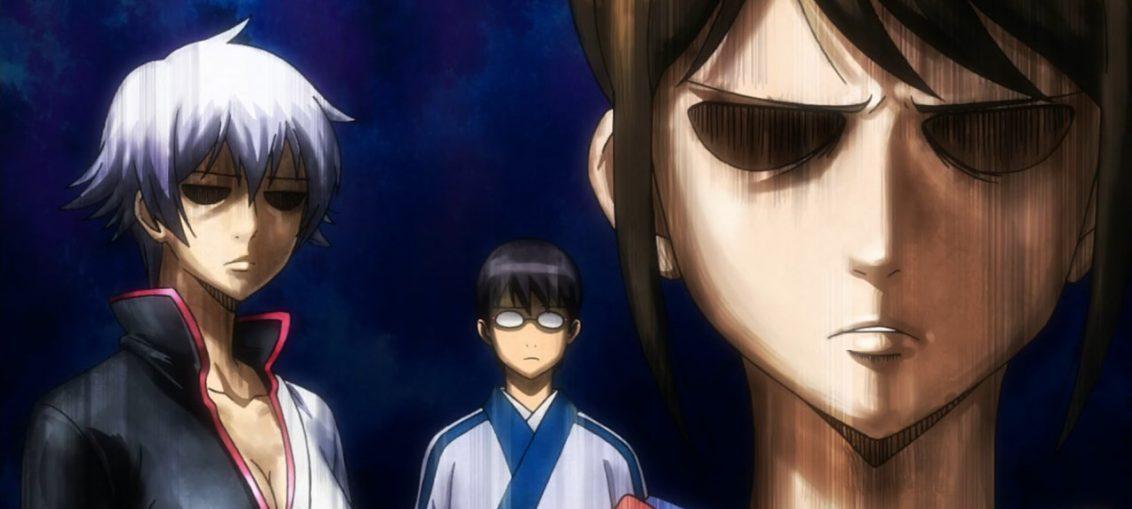 bizarre grappige leuke anime scènes