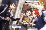 light novel sword art online