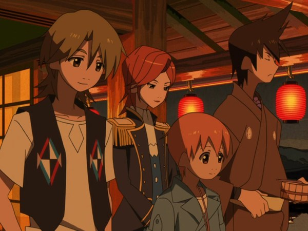 the eccentric family seizoen 2 review