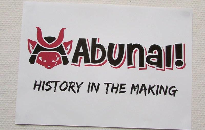 Abunai 2017 verslag con report