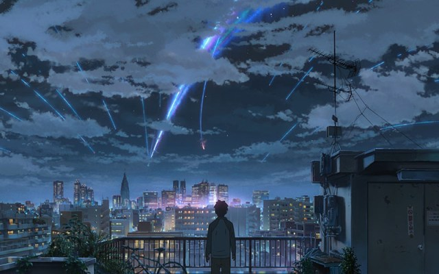 Your Name beeldschone animatie
