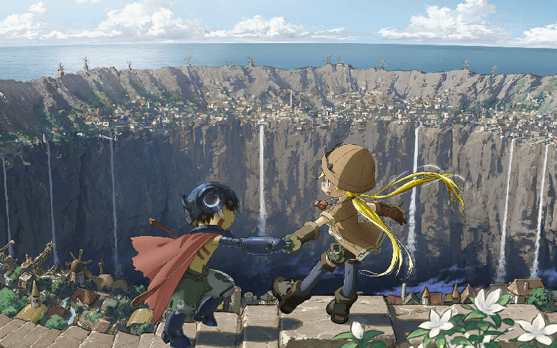 Made in Abyss anime review