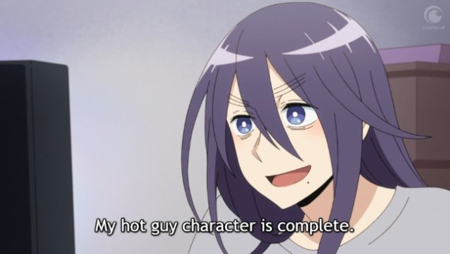 Recovery of an MMO Junkie Moriko