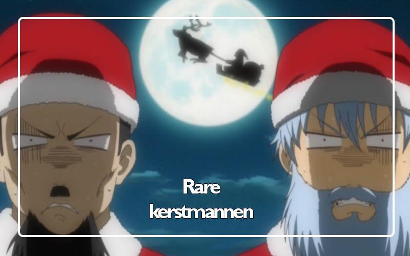 rare anime kerstmannen