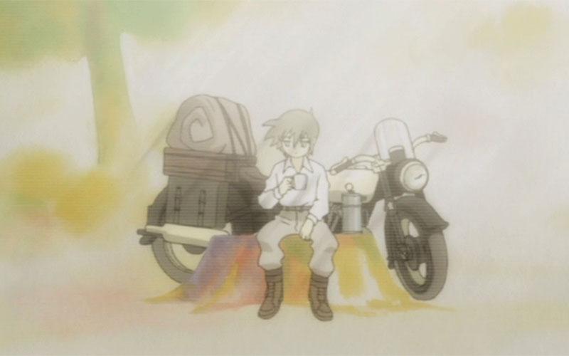 Kino's Journey 2003