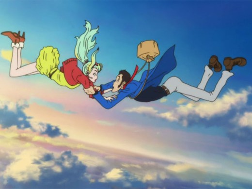 Lupin the Third part 4 2015 anime review