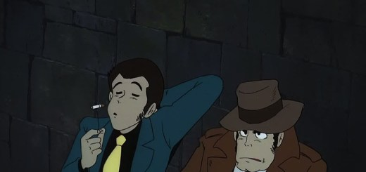 Lupin III The Castle of Cagliostro anime film review (Hayao Miyazaki en Isao Takahata)