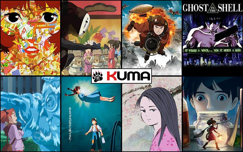 Kuma Anime Film Festival 2018 Brugge