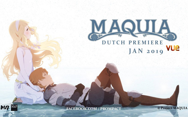 Nederlandse première Maquia: When the Promised Flower Blooms