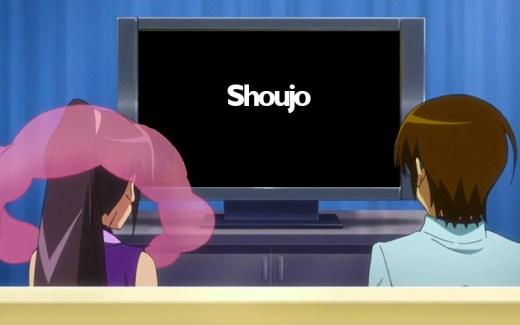 Shoujo: anime en manga voor meisjes