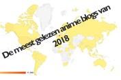 Meest gelezen anime blogs van 2018