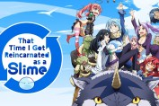 That Time I Got Reincarnated as a Slime anime review