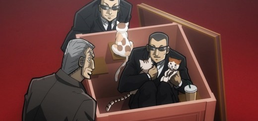 Mr. Tonegawa Middle Management Blues is een anime over gokken.