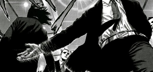 Sun-ken rock manga review