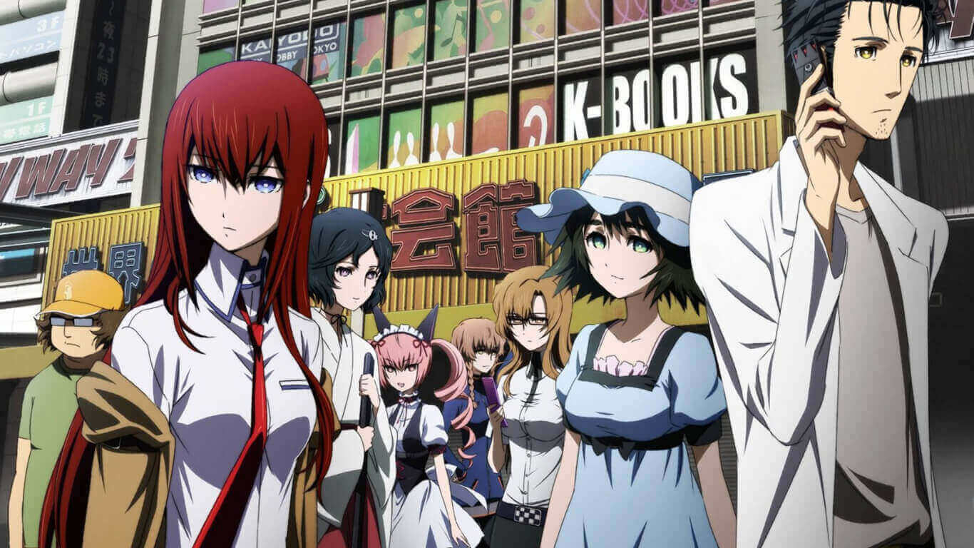 Steins Gate BD Subtitle Indonesia Batch